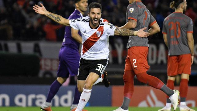 Copa Libertadores| El millonario goleó a Independiente y se aseguró un lugar en las semifinales