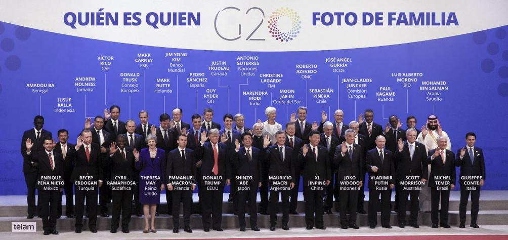 Resultado de imagen para foto de familia g20