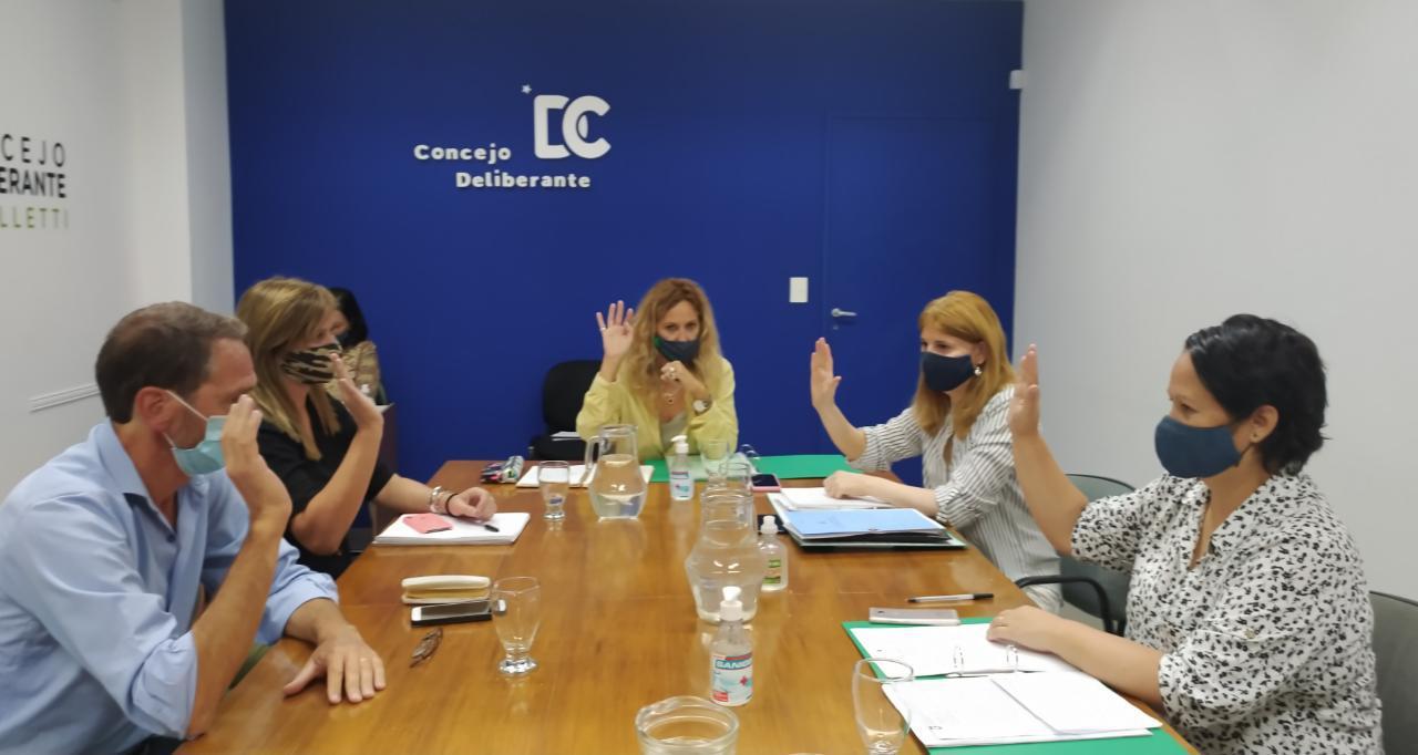 Concejo Deliberante Cipolletti